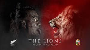 THE LIONS 2017 TOUR